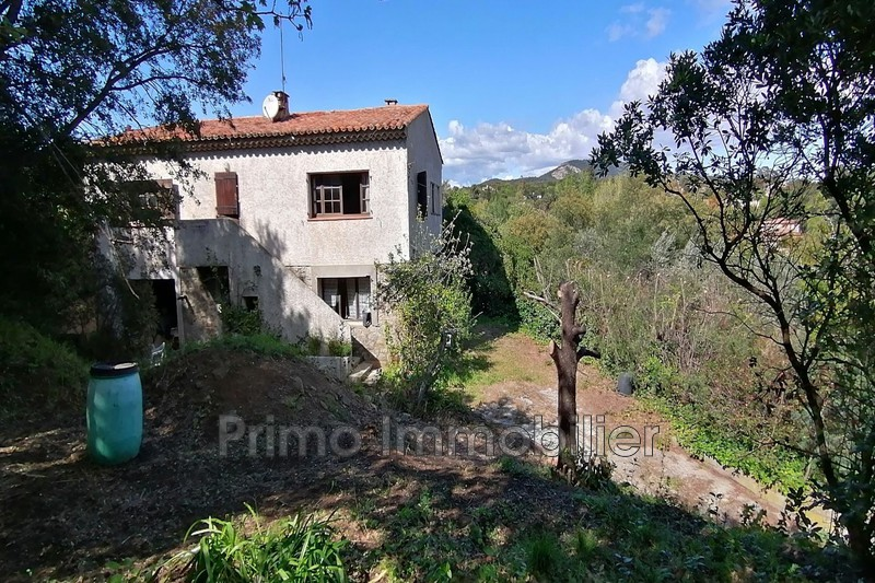 Photo House Grimaud Proche plages,   to buy house  3 bedrooms   170 m²