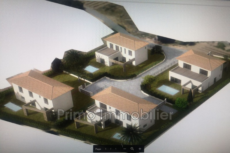Photo Land Grimaud   to buy land   518m²