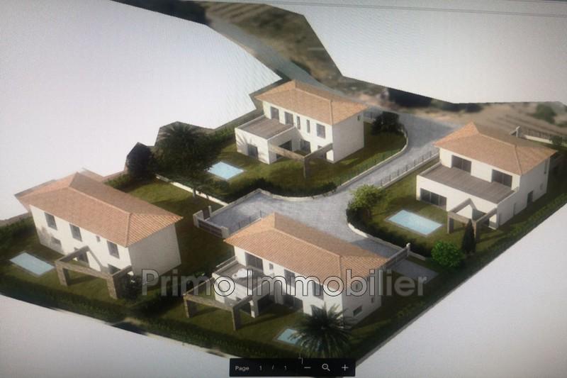 Photo Land Grimaud Proximté village,   to buy land   675m²