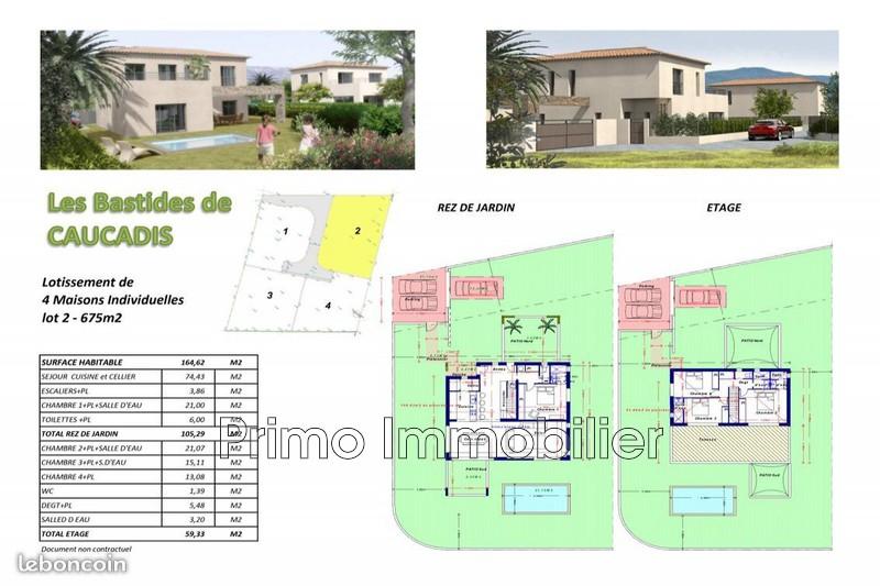 Photo Land Grimaud Proximté village,   to buy land   675 m²