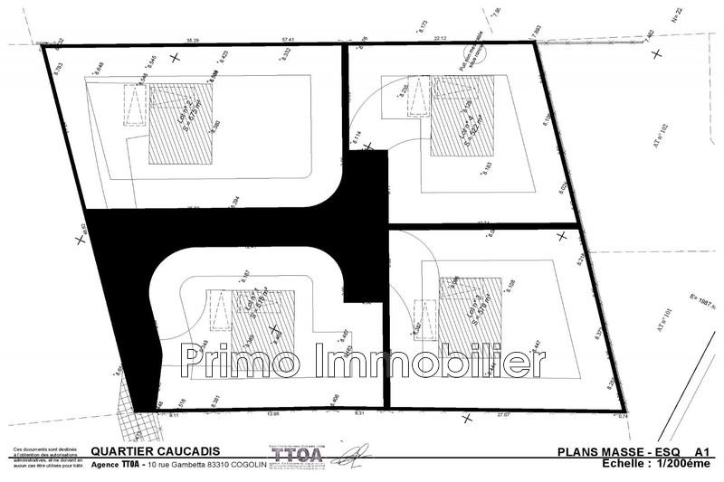Photo n°5 - Vente terrain Grimaud 83310 - 278 000 €