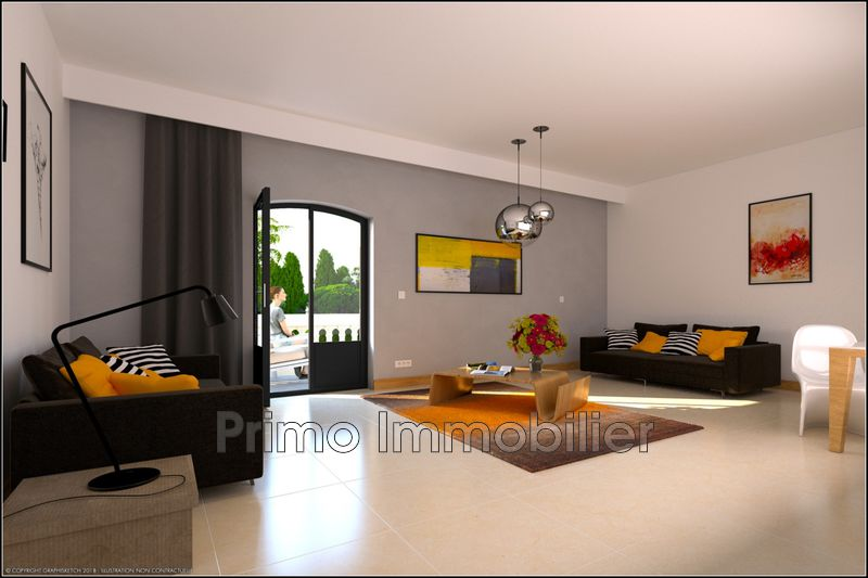 Photo Apartment Grimaud   to buy apartment  4 rooms   107 m²