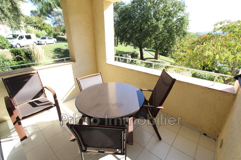 Photo Apartment Grimaud   to buy apartment  2 rooms   22 m²