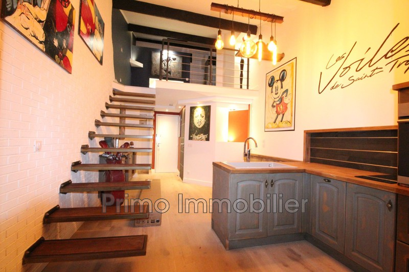 Photo Apartment Cogolin Proche plages,   to buy apartment  2 rooms   33 m²