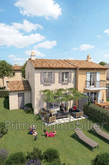 Photo House Grimaud Proche plages,   to buy house  2 bedrooms   77 m²