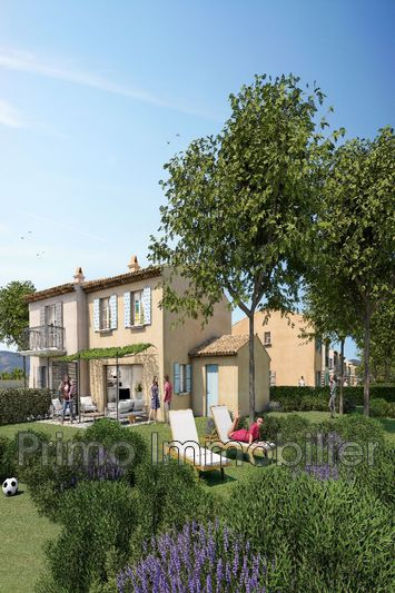 Photo House Grimaud Proche plages,   to buy house  3 bedrooms   77 m²