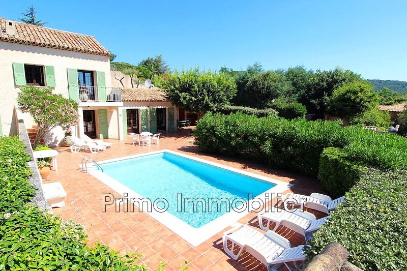 Photo House Grimaud   to buy house  3 bedrooms   90 m²
