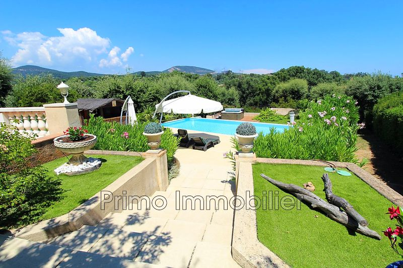 Photo House Grimaud Proche plages,   to buy house  3 bedrooms   200 m²
