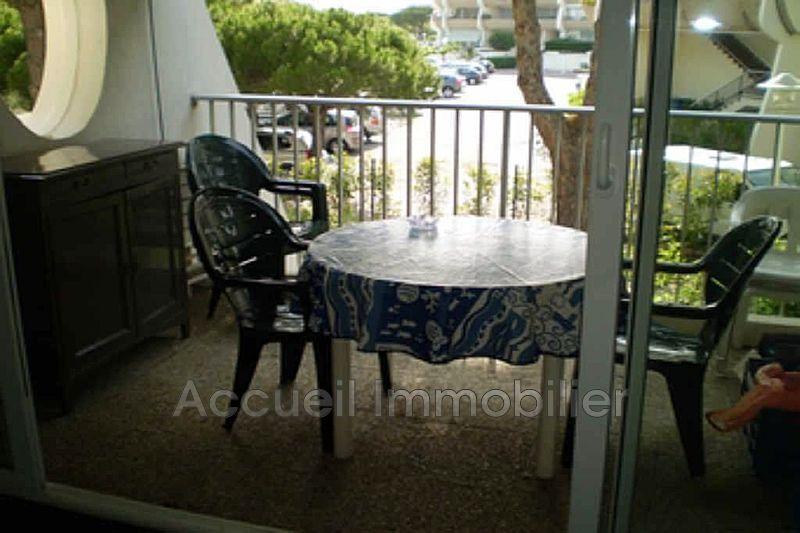 Photo Appartement Port-Camargue Plage sud,  Location saisonnière appartement  1 pièce   24m²