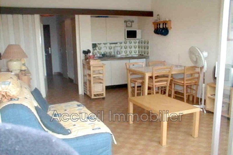 Photo Appartement Port-Camargue Plage nord,  Location saisonnière appartement  1 pièce   22m²