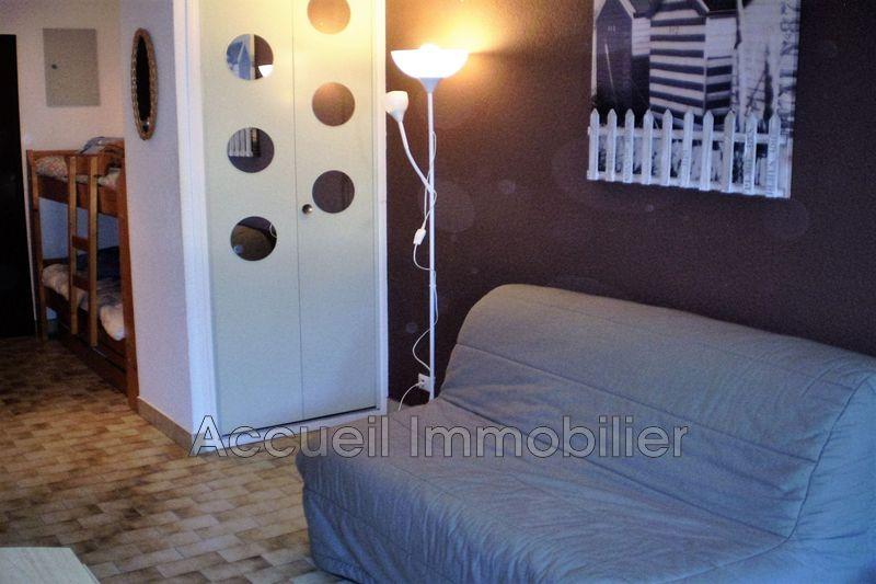 Photo Appartement Port-Camargue Plage sud,  Location saisonnière appartement  1 pièce   23m²