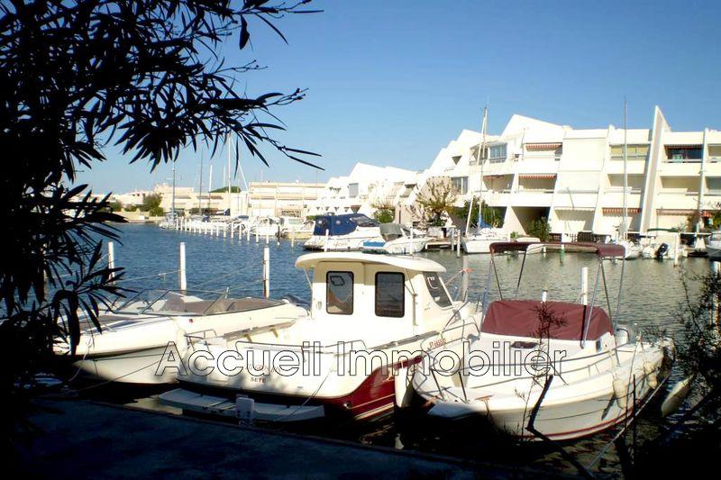Photo Maison marina Port-Camargue Plage sud,  Location saisonnière maison marina  2 chambres   70m²