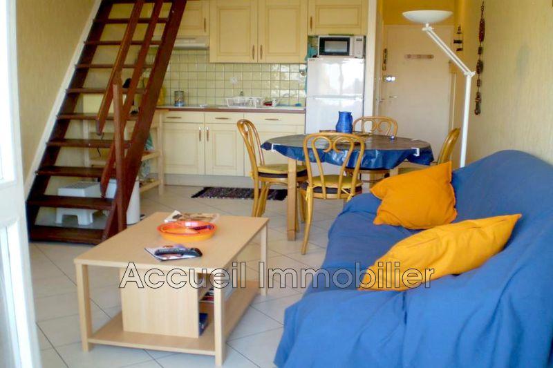 Photo Appartement Le Grau-du-Roi Rive droite,  Location saisonnière appartement  3 pièces   40m²