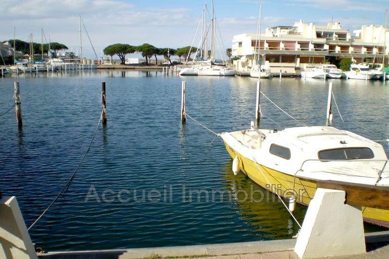Photo Maison marina Port-Camargue Plage sud,  Location saisonnière maison marina  2 chambres   45m²