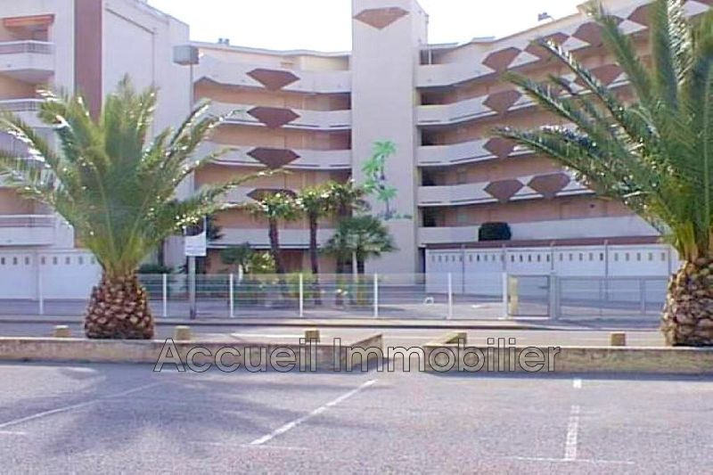 Photo Appartement Le Grau-du-Roi Palais de la mer,  Location saisonnière appartement  2 pièces   28m²
