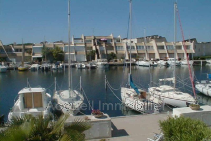 Photo Maison marina Port-Camargue Plage sud,  Location saisonnière maison marina  2 chambres   56m²