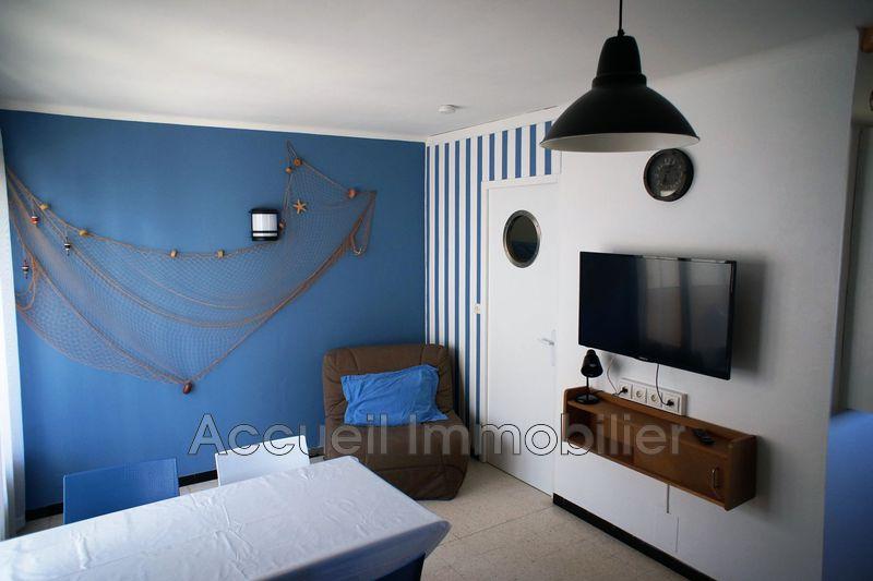 Photo Appartement Le Grau-du-Roi Le boucanet,  Location saisonnière appartement  1 pièce   23m²