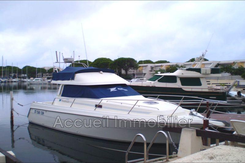 Photo Appartement marina Port-Camargue Plage sud,  Location saisonnière appartement marina  3 pièces