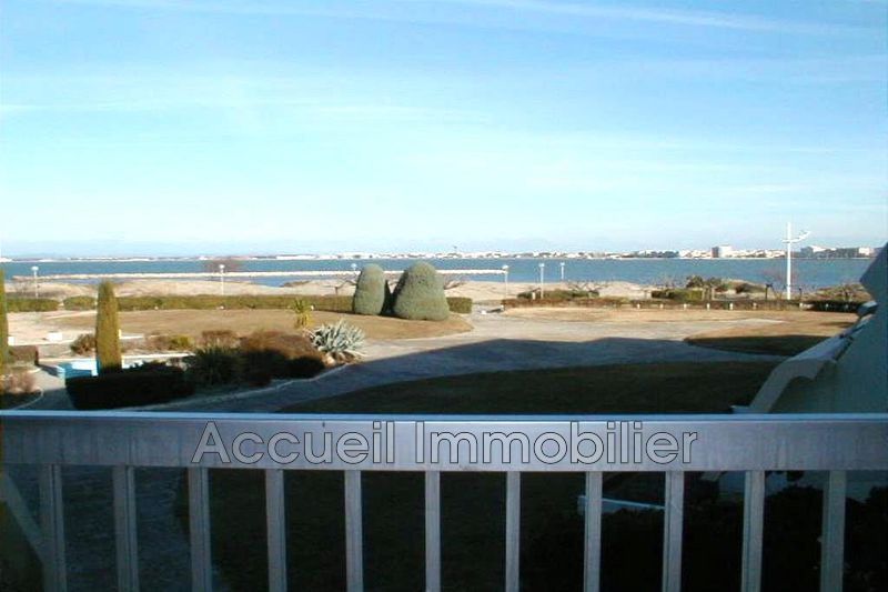 Photo Appartement Port-Camargue Plage nord,  Location saisonnière appartement  2 pièces   30m²