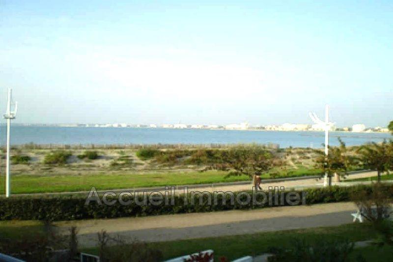 Photo Appartement Port-Camargue Plage nord,  Location saisonnière appartement  1 pièce   28m²