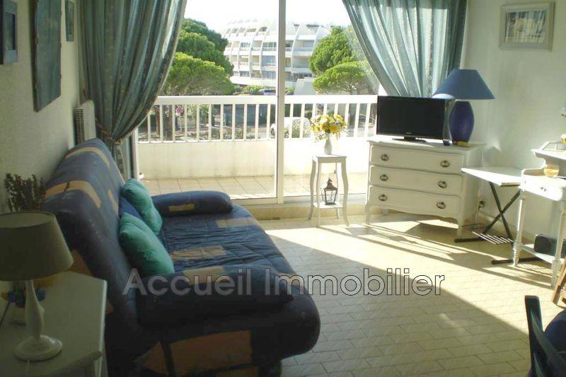 Photo Appartement Port-Camargue Plage sud,  Location saisonnière appartement  1 pièce