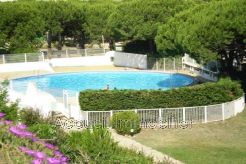 Photo Appartement Port-Camargue Plage sud,  Location saisonnière appartement  2 pièces   30m²