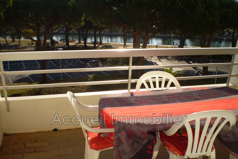 Photo Appartement Le Grau-du-Roi Plage sud,   achat appartement   19 m²