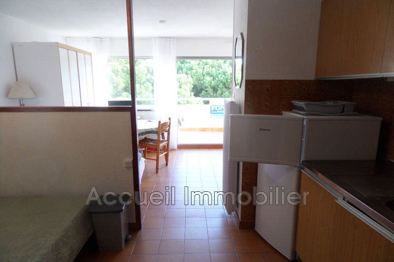 Photo n°3 - Vente Appartement studio cabine Port-Camargue 30240 - 129 000 €