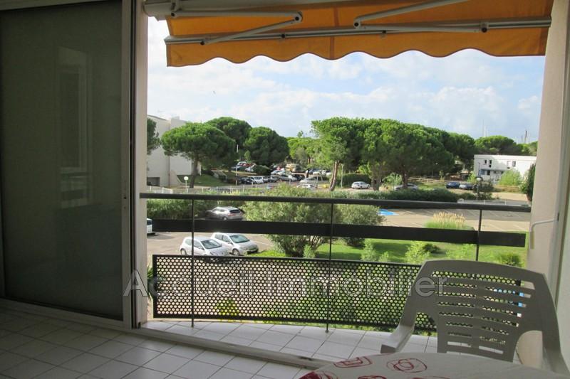Photo Traversant Port-Camargue Lac salonique,   achat traversant  3 pièces   61m²