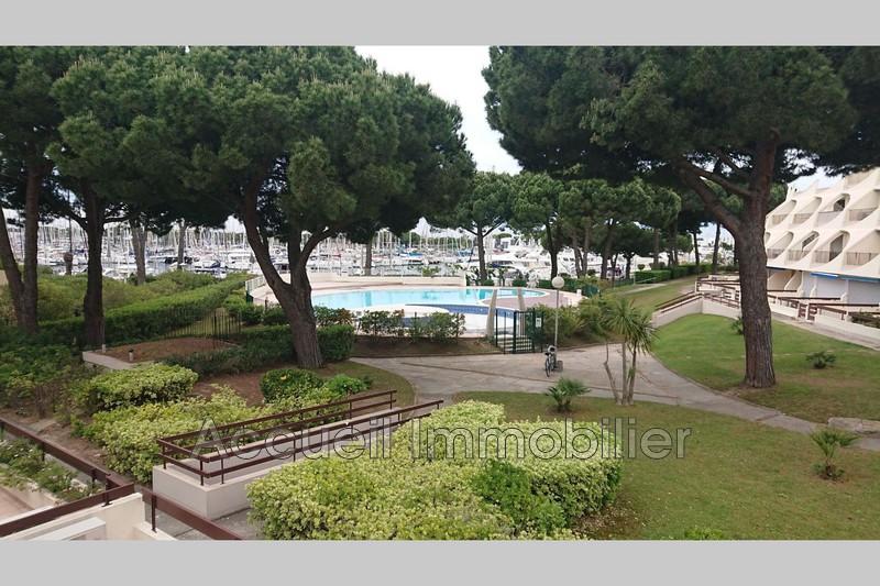 Photo Appartement de prestige Port-Camargue Plage nord,   achat appartement de prestige  1 pièce   22m²