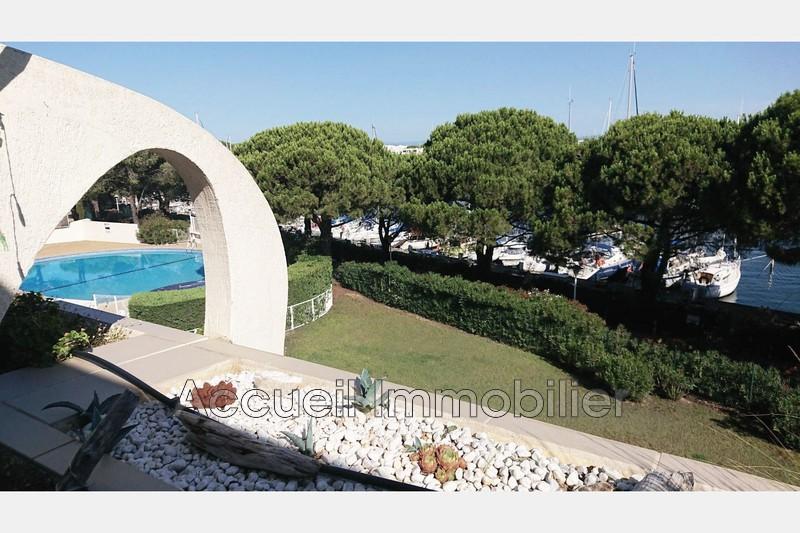 Photo Appartement Port-Camargue Plage sud,   achat appartement  2 pièces   30m²