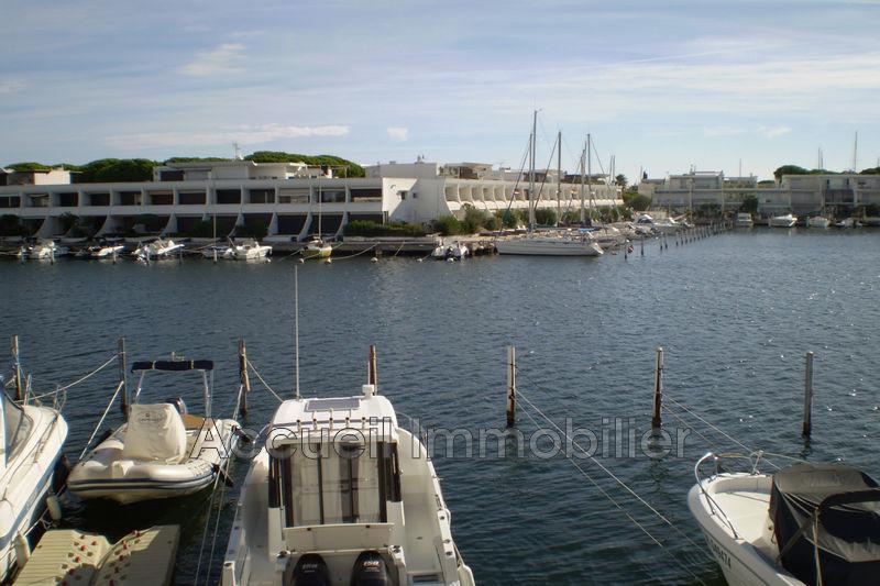 Photo Home marina Port-Camargue Plage sud,   to buy home marina  1 bedroom   38m²