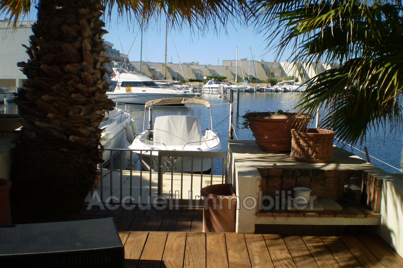Photo Maison marina Port-Camargue Plage sud,   achat maison marina  2 chambres