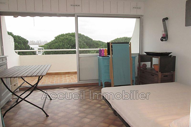 Photo Dernier étage Port-Camargue Plage sud,   achat dernier étage  1 pièce   26m²