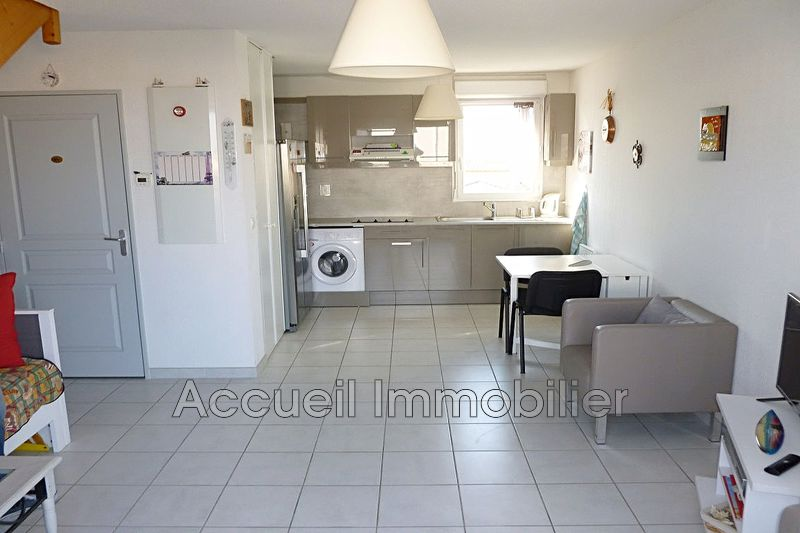 Photo n°2 - Vente appartement Port-Camargue 30240 - 199 000 €