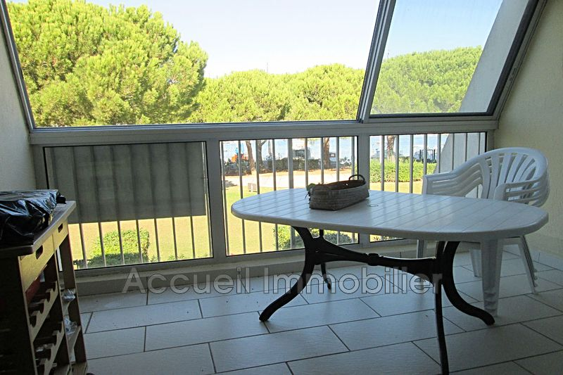 Photo Studio cabine Port-Camargue Plage sud,   achat studio cabine   27 m²