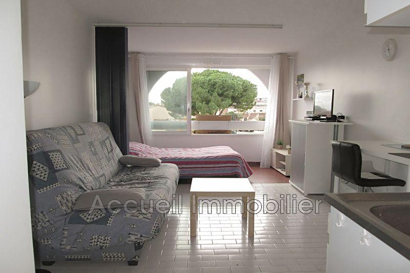 Photo Studio cabine Le Grau-du-Roi Palais de la mer,   achat studio cabine   26m²