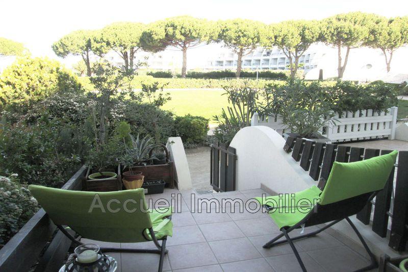 Photo Rez-de-jardin Port-Camargue Plage sud,   achat rez-de-jardin  1 pièce   21m²