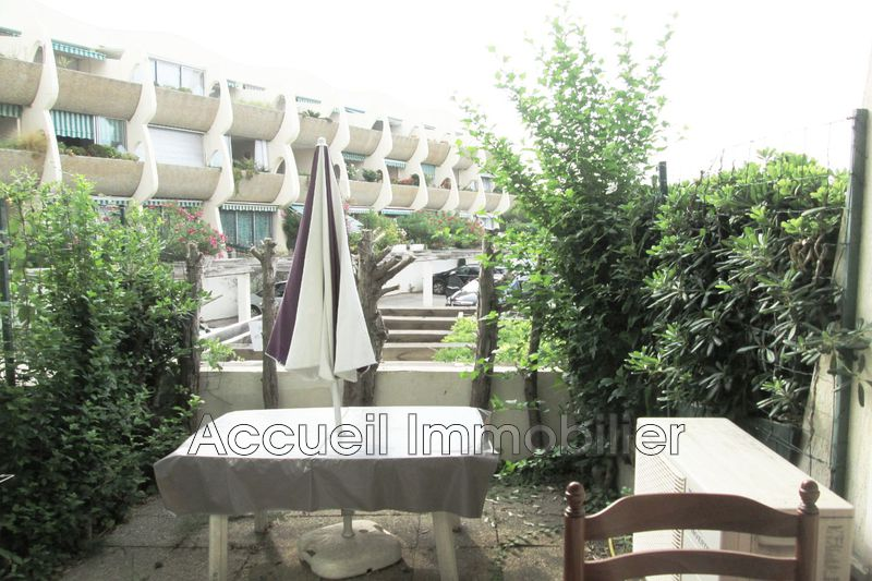 Photo n°1 - Vente Appartement idéal investisseur Port-Camargue 30240 - 95 000 €