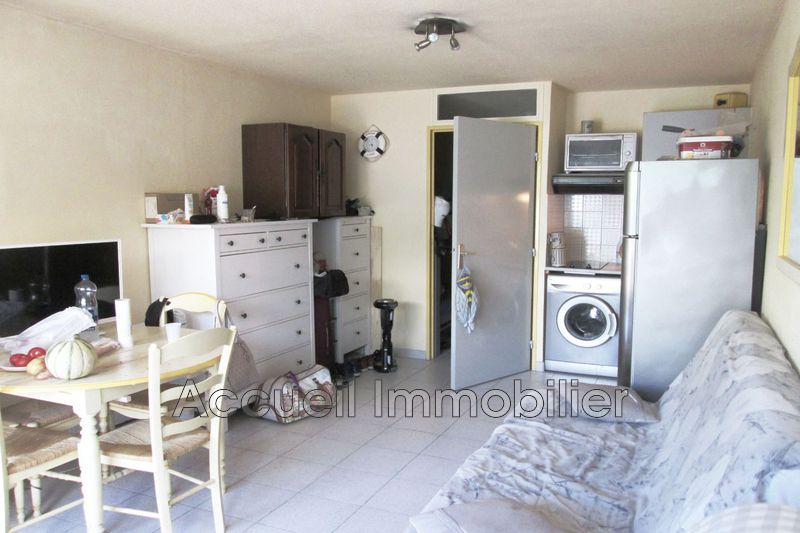 Photo n°2 - Vente Appartement studio cabine Le Grau-du-Roi 30240 - 91 000 €