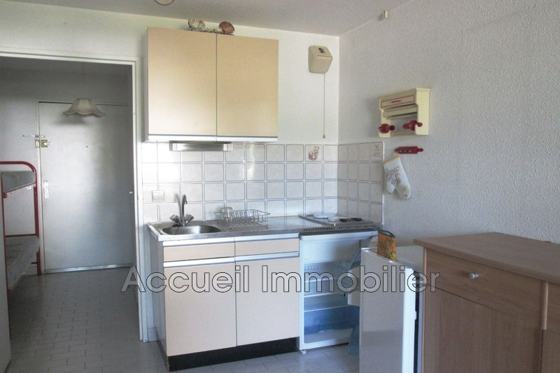 Photo n°3 - Vente Appartement studio cabine Le Grau-du-Roi 30240 - 79 000 €