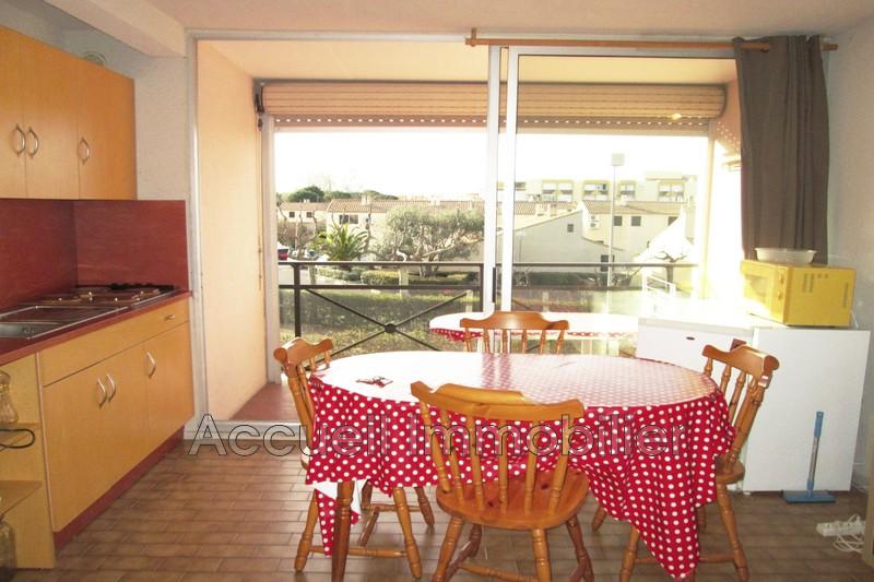 Photo Appartement Le Grau-du-Roi Palais de la mer,   achat appartement  2 pièces   34m²