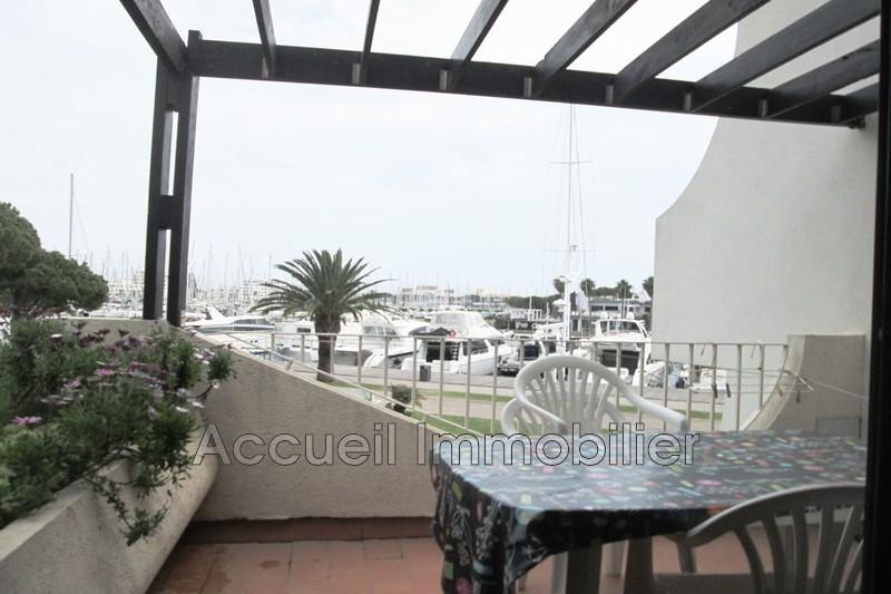 Photo Appartement Port-Camargue Plage nord,   achat appartement  3 pièces   52m²