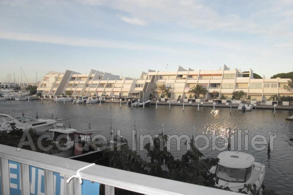 vente maison marina port camargue 30240 219 000. Black Bedroom Furniture Sets. Home Design Ideas