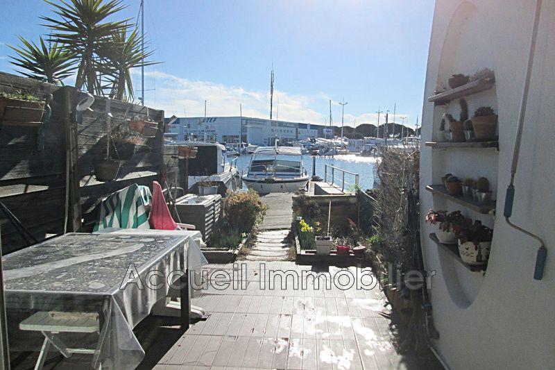 Photo Maison marina Port-Camargue Marina i,   achat maison marina  1 chambre   38m²