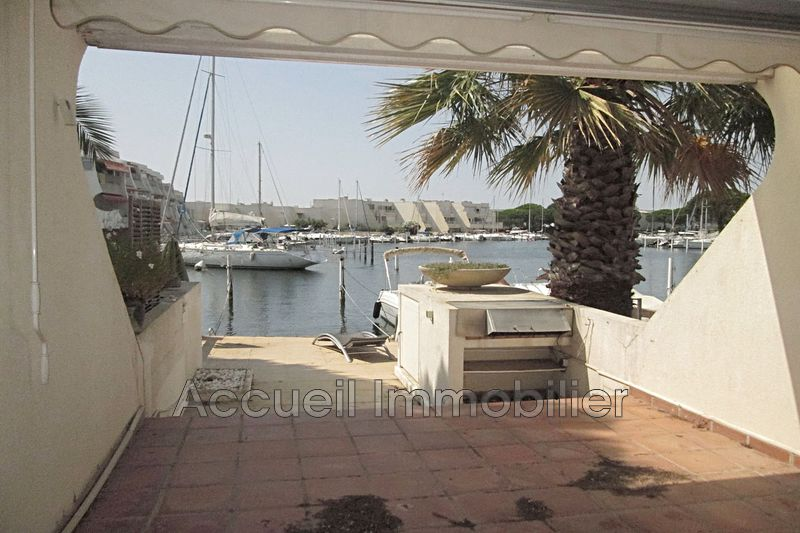Photo Home marina Port-Camargue Marina ii,   to buy home marina  2 bedroom   84 m²
