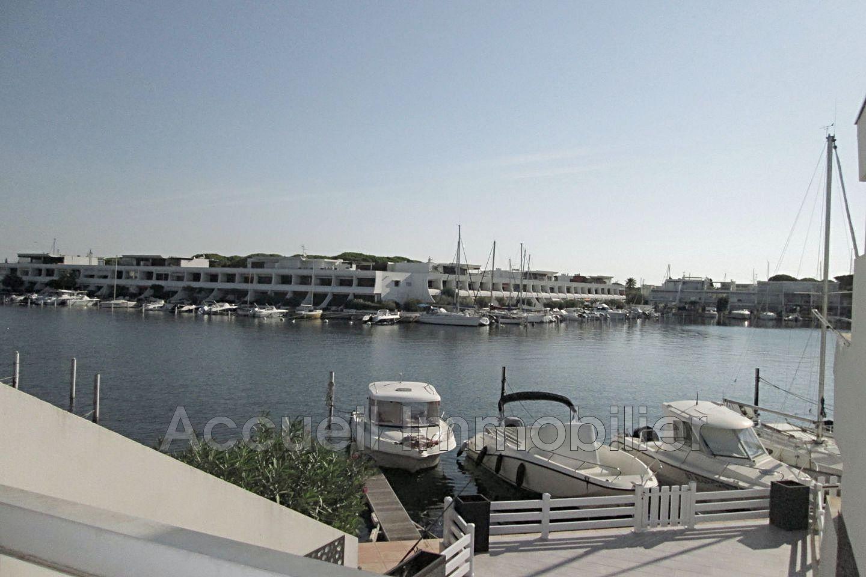 vente maison marina port camargue 30240 222 000. Black Bedroom Furniture Sets. Home Design Ideas