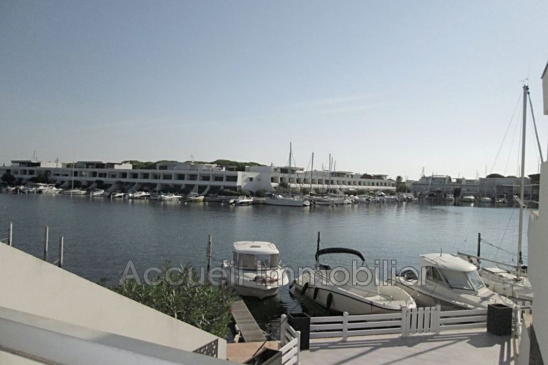 Photo Maison marina Port-Camargue Marina ii,   achat maison marina  1 chambre   37m²