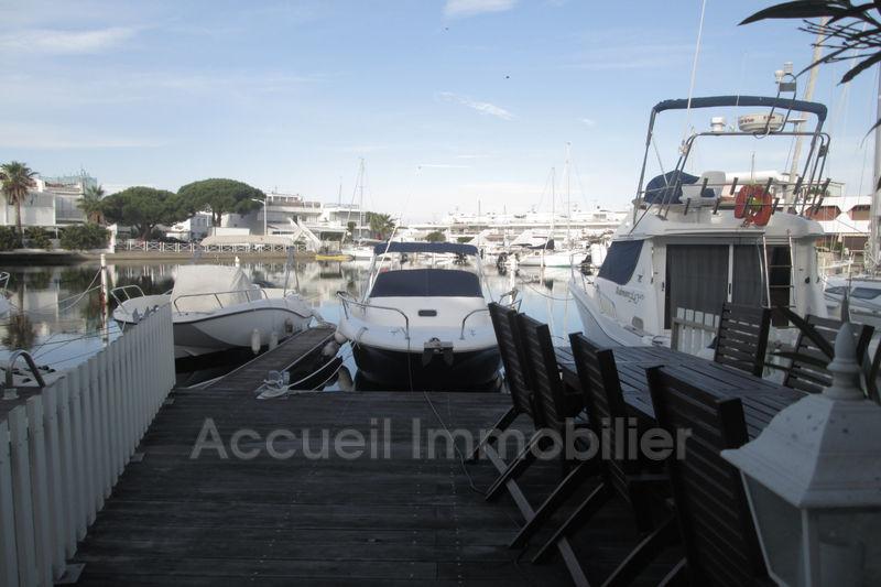 Photo Maison marina Port-Camargue Marina i,   achat maison marina  2 chambres   65m²