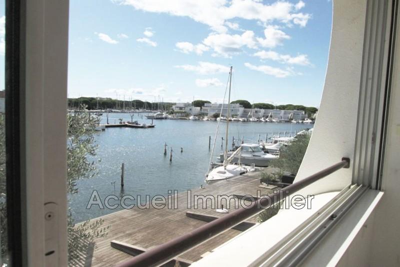 Photo Maison marina Port-Camargue Marina i,   achat maison marina  1 chambre   40m²